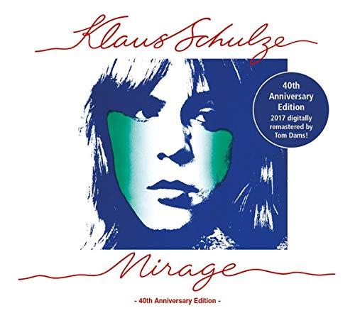 Schulze,Klaus: Mirage (40th Anniversary Edition) (Audio CD (Remastered))