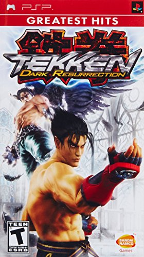 Tekken - Dark Resurrection - Sony PSP