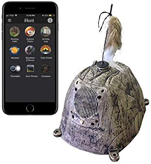 iHunt Predator Decoy & Caller - EDIHWAG - Electronic Coyote Call - Predator Decoy - Jack Decoy - Electronic Game Call
