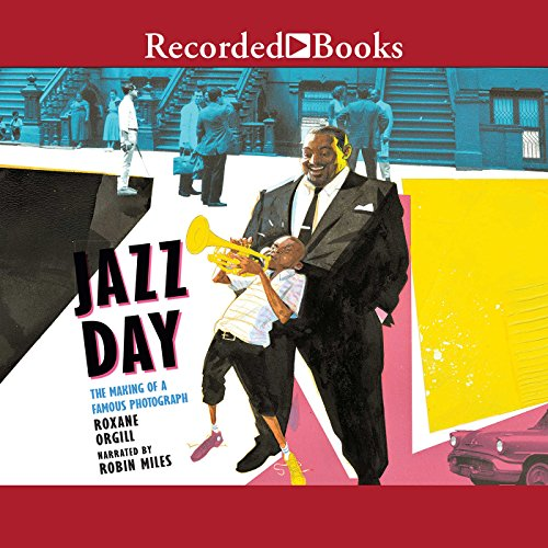 Jazz Day audiobook cover art