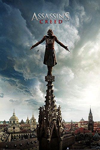 Poster Assassin's Creed - Spire Teaser (61cm x 91,5cm)