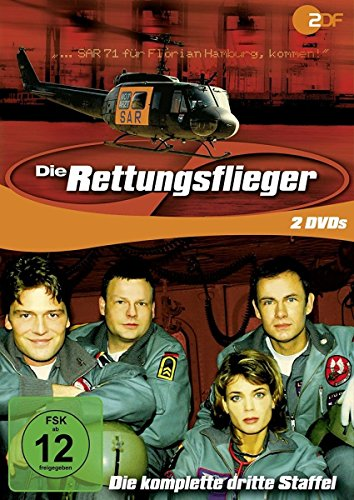 Die Rettungsflieger - Die komplette dritte Staffel [2 DVDs]