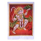 Bild Hanuman 50 x 70 cm Gottheit Hinduismus Kunstdruck
