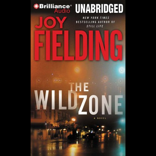 The Wild Zone audiobook cover art