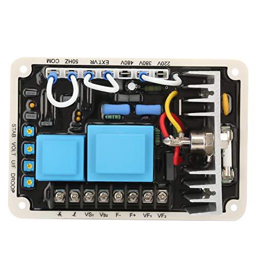 Automatischer Spannungsregler, EA15A-2 AVR Automatischer Spannungsregler für bürstenlosen Generator 170VDC 50/60 Hz, AVR Exakter generischer Ersatz für EA15A-2