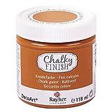 Rayher 38867218 Chalky Finish auf Wasser-Basis, Kreide-Farbe für Shabby-Chic-, Vintage- und...