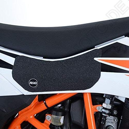 R/&G RACING Kit Grip de r/éservoir Eazi-Grip/™ Noir Indian FTR1200//1200S