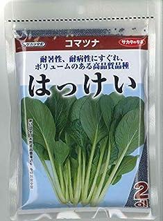 サカタのタネ 野菜の種 小松菜 はっけい 2dl