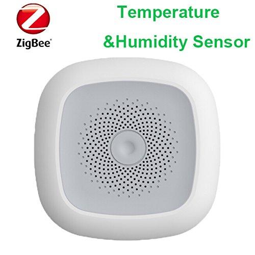 HEIMAN Zigbee Temperatur- und Feuchtigkeitsdetektor HS1HT