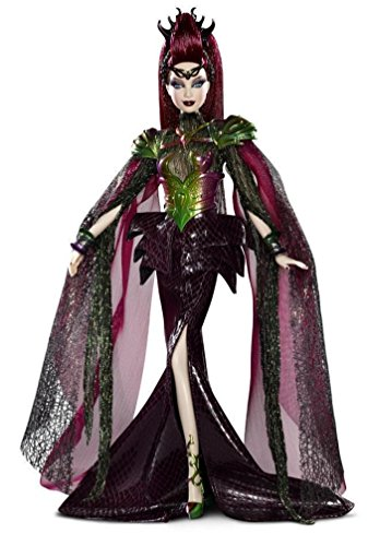 Barbie Collector Gold Label Empress of the Aliens Barbie Doll - By Bill Greening