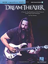 Dream Theater - Signature Licks: A Step-by-Step Breakdown of John Petrucci's Guitar Styles and Techniques (Guitar Signature Licks)