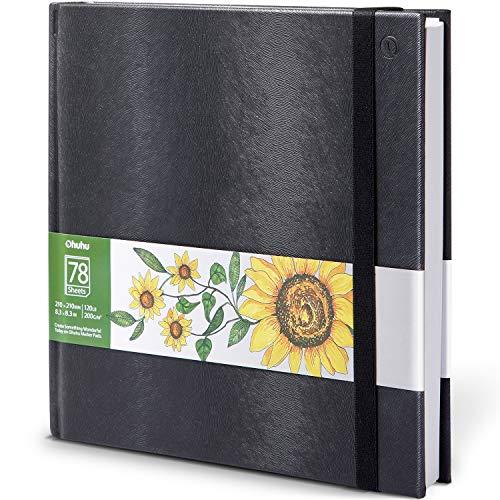 Ohuhu Marker Pads Art Sketchbook, 8.3
