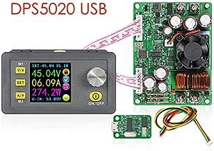 WINGONEER DPS5020 USB Communication 50V 20A Constant Voltage Current Step-Down Power Supply Module Buck Voltage Converter Voltmeter