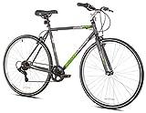 Kent Front Runner Hybrid Bike, 700C, White, 21.25'/One Size