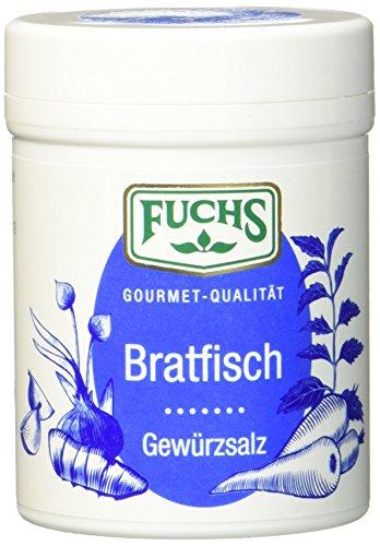 Fuchs Bratfisch Gewürzsalz, 3er Pack (3 x 70 g)