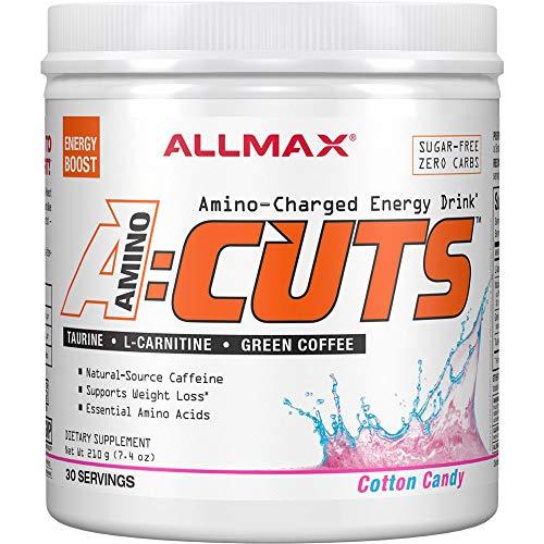 AllMax Nutrition AllMax Nutrition AminoCuts A:Cuts, Cotton Candy, 210g