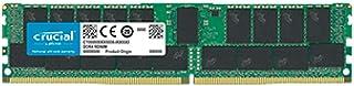 Crucial CT32G4RFD4266 - Memoria RAM de 32 GB (DDR4, 2666 MT/s, PC4-21300, Dual Rank x4, ECC, Registered, DIMM, 288 Pin)