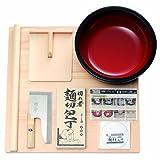 豊稔 麺打セット そば・うどん麺打入門DVD付 A-1015