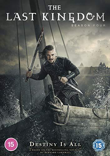 The Last Kingdom season 4 (DVD) [2020]