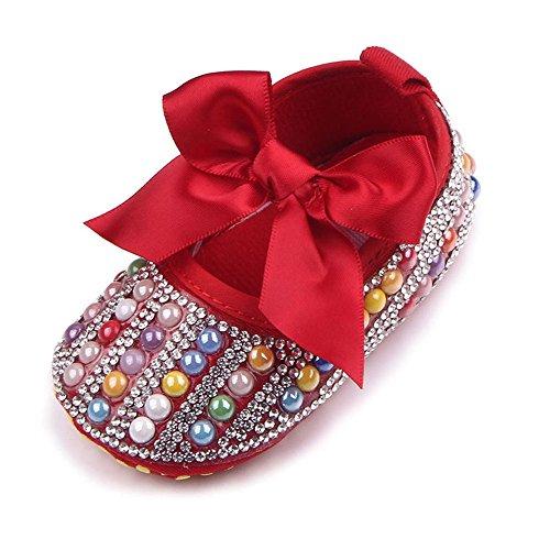 Baby Deer 5176 Conner Saddle Shoe (Toddler),White/Tan,7 M US Toddler
