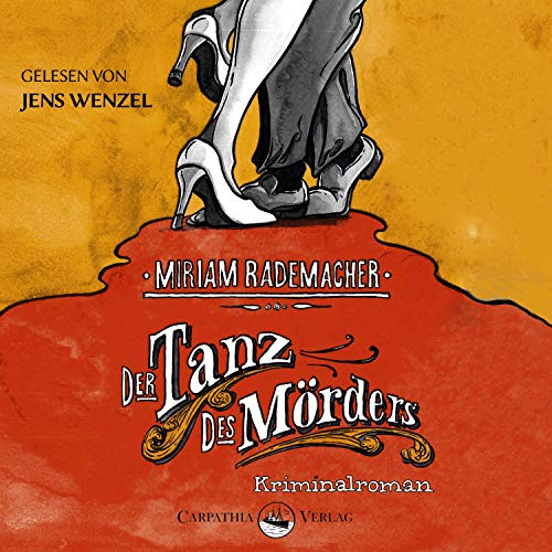 Der Tanz des Mörders cover art