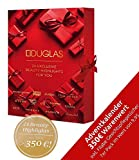 DOUGLAS Adventskalender 2021 Beauty -EXKLUSIV EDITION- Frauen + Mädchen Kosmetik Advent Kalender, Wert 350 €, Pflege Frau, Adventkalender Damen, Women