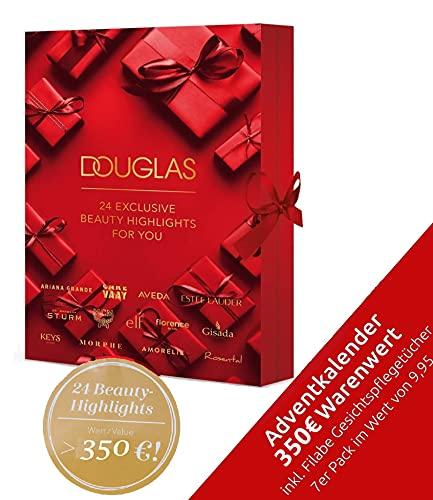 DOUGLAS Adventskalender 2021 Beauty für Frauen - EXKLUSIV EDITION