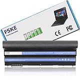 FSKE T54FJ 8858X Batterie pour Dell N3X1D M5Y0X 71R31 NHXVW Latitude E6420 E6440 E6430 E5430 E6530 E5530 E6520 E5520 Dell Inspiron 7520 5720 Vostro 3460 3450 Notebook Battery, 11.1V 7800mAh 9-Cellule