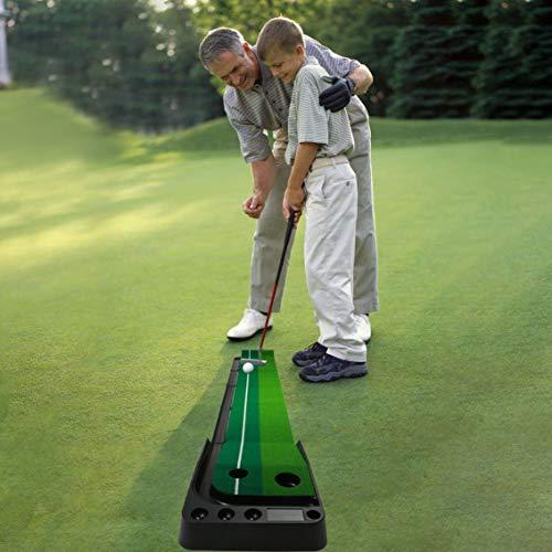 Plastic & Rubber Accelerator Pro Indoor Putting Green