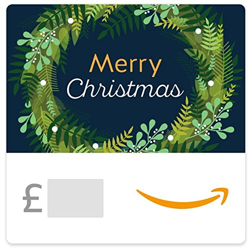 Christmas Wreath - Amazon.co.uk eGift Voucher