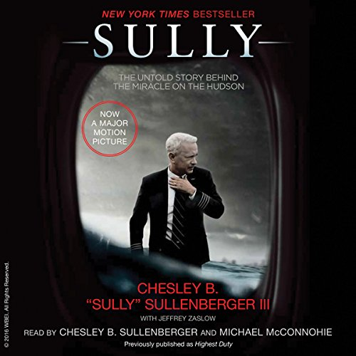 Sully audiobook cover art