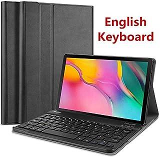 Tablets & e-Books Case - Kemile Spanish Keyboard case For Galaxy Tab A 2019 SM-T510 SM-T515 T510 T515 case Keyboard Detach...