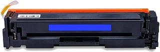 Toner Compatível com CF501A 501A para impressora HP M281nw M281fdn M281fdw M280nw M254dn M254dw M254nw / Ciano / 1.300