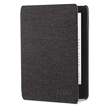 Kindle Fabric Cover - Charcoal Black  10th Gen - 2019 release only—will not fit Kindle Paperwhite or Kindle Oasis .