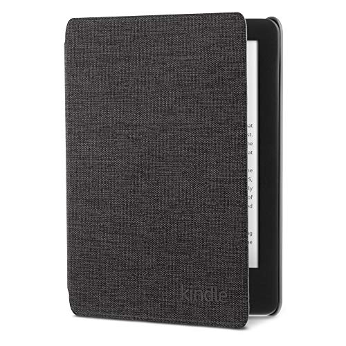Kindle Fabric Cover - Charcoal Black (10th Gen - 2019 release only—will not fit Kindle Paperwhite or Kindle Oasis).