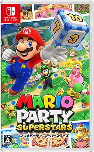マリオパーティ スーパースターズ -Switch(【Amazon.co.jp限定】リフレクターキーホルダー 同梱)