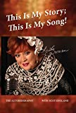'This Is My Story; This Is My Song' Lulu Roman The Autobiography Book