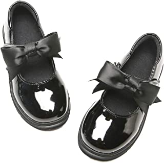 Girl's Uniform School Shoes | Amazon.com