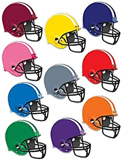 Teacher Created Resources 5286 Football Helmets Accents