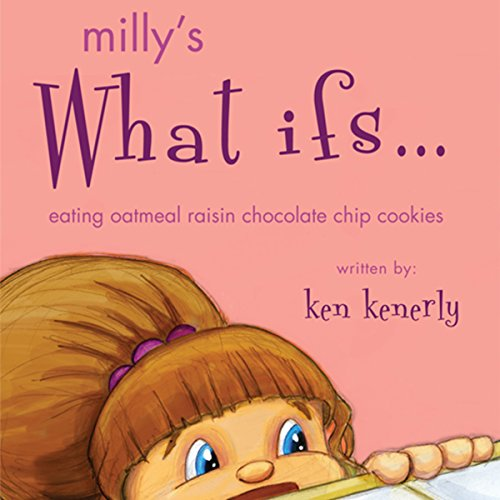 Milly's What Ifs... audiobook cover art
