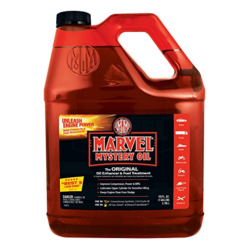 Oil Additive, 1Gal, Red, Transparent