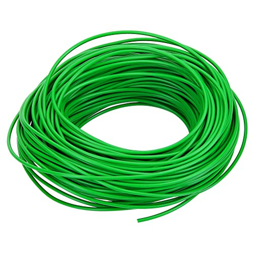 10 Meter Fahrzeugleitung FLRY-B 0,75 mm² grün I KFZ-Kabel I Kabel für KFZ-Elektrik