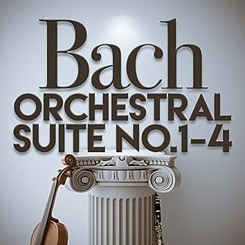 Bach: Orchestral Suite Nos. 1-4