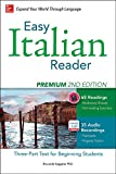 Easy Italian Reader, Premium 2nd Edition: A Three-Part Text for Beginning Students (Easy Reader Series) (Paperback)