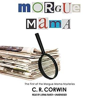 Morgue Mama audiobook cover art