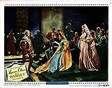Posterazzi – Hamlet Poster Drucken (71,12 x 55,88 cm)