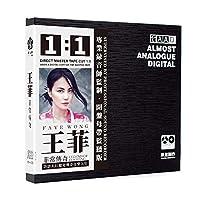 王菲 非常传奇母盘直刻1:1开盘母带兼听试音无损发烧CD碟片
