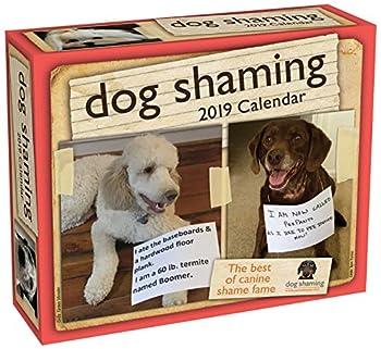 Best dog shaming calendar 2019 Reviews