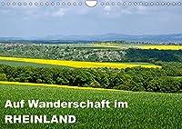 Auf Wanderschaft im Rheinland (Wandkalender 2022 DIN A4 quer): Unterwegs auf den Wanderrouten im Rheinland vom Ahrtal bis zur Vulkaneifel (Monatskalender, 14 Seiten )