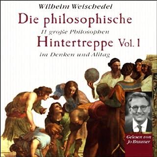 Die philosophische Hintertreppe 1 Titelbild